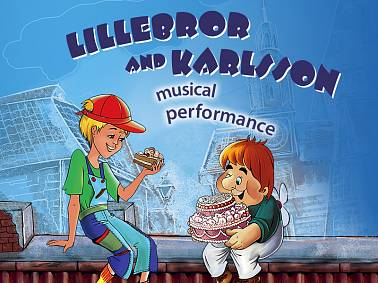 Lillebror and Karlsson